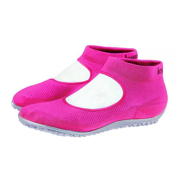 leguano ballerina pink