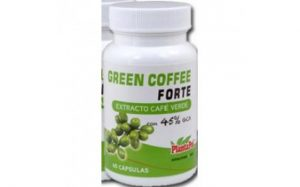 Green Coffee Forte Extracto Café Verde 45% GCA