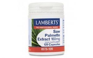 Saw Palmetto Extracto (120 cap)