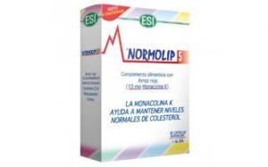 NORMOLIP 5 (30 CAP.)