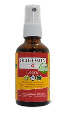 OLIGOMIN 4 COBRE-SPRAY