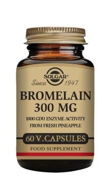 BROMELINA 500 mg – 60 CÁPSULAS VEGETALES