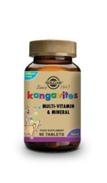 KANGAVITES VITAMINA C 100 MG .90 COMP .