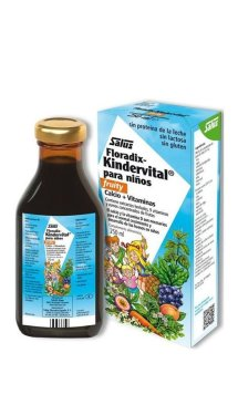 FLORADIX -KINDERVITAL FRUITY FRASCO 250 ML.