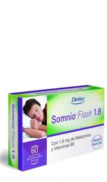 SOMNIO ® FLASH 60 COMPRIMIDOS1.8